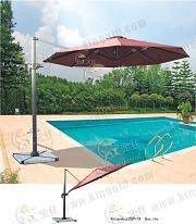 Roma Pole Umbrella, Outdoor Umbrella/Parasol (JJSP-13)