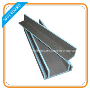 Pipe XPS Insulation Corner Decoration Building Board