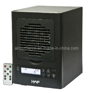 Hotel Room Air Cleaner with LCD Screen and Remote Control