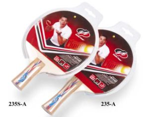 Table Tennis Racket - 2 Star (235-A, 235S-A)