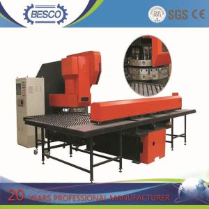 CNC Turret Punch Press Machine for Solar Water Heater pictures & photos