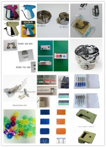 Color Plastic Bobbin/Transparent Bobbin/Bobbin/Sewing Machine Bobbin/2518p pictures & photos