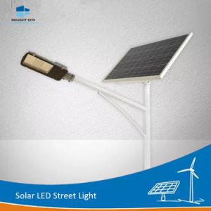 Delight Q235 Hot-DIP Galvanized Steel 12V/24V Solar LED Street Light