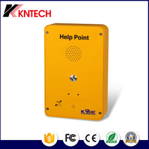 Auto-Dial Telephone Knzd-39 Rugged Telephone Access Control Keypad pictures & photos
