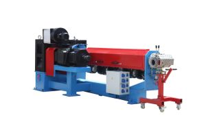 High Speed PVC Extruder Machine for Cable Wire Manufacture