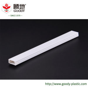China Different Types PVC Wire Casings Cable Trays for Electrical ...