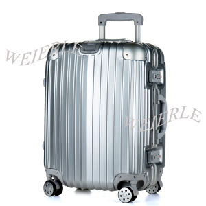 26219cef2aed China 2017 New Material Good Design PC Trolley Travel Luggage ...