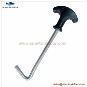 Basic Info  sc 1 st  Made-in-China.com & China Steel Tent Peg Puller Tent Stake Extractor with Plastic Head ...