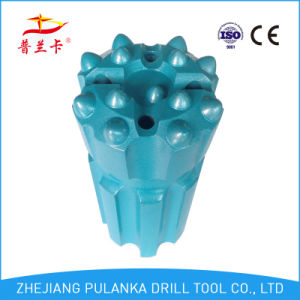 76mm T45 Retrac Drop in Center Thread Button Rock Drill Bits pictures & photos