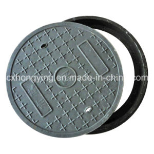 Reinforced Plastic Waterproof Manhole Cover