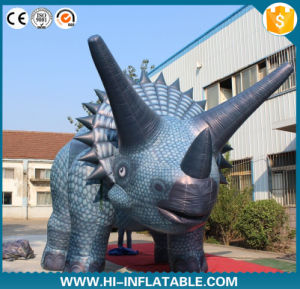 2015 Hot Sale Advertising High Quality Lovely Big Inflatable Dragon