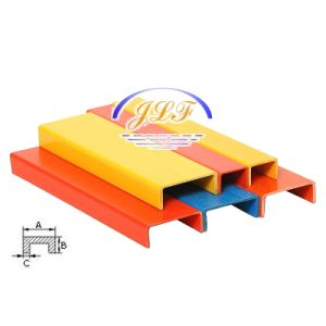 FRP Beam Pultruded Channel pictures & photos