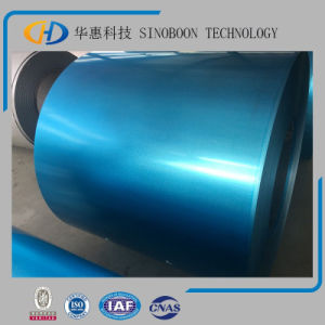 Pre-Painted Color Coated Galvanized Metal Steel Sheet Coi pictures & photos