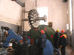Hydro Turbine/Generator pictures & photos