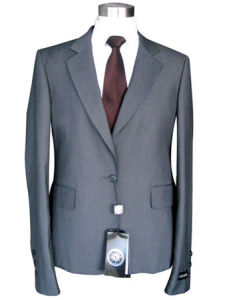 Men′s 3 Button Fashion Suit (1878-13)