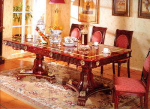 Neoclassical Dining Table (HA-1008)