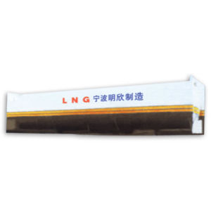 Liquefied Natural Gas Tank Container