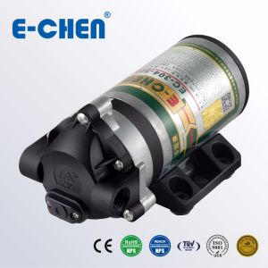 E-Chen 304 Series 200gpd Diaphragm RO Booster Pump - Designed for 0 Inlet Pressure Water Pump pictures & photos