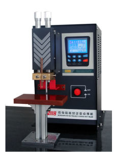 Microcomputerized High Frequency Spot Welder pictures & photos