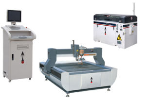 CNC Water Jet Cutting Machine (Water jet) pictures & photos