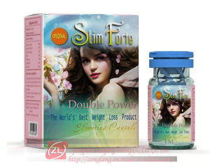Slim Forte Double Power Herbal Slimming Capsule (CS027-SF) pictures & photos