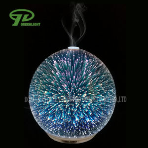 Aroma Diffuser with 3D Effect and LED Changing Lights (GL-1019-A-1) pictures & photos