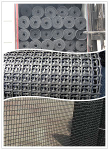 Reinforcement Material HDPE PP Geogrid for Slope Protection