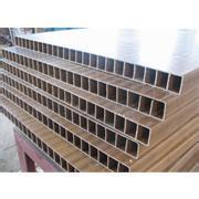 PVC Extrusion Door Panel pictures & photos