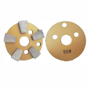 4 Inch Concrete Grinding Disc 100mm Diamond Grinding Blade 3 Inch Grind Disk pictures & photos