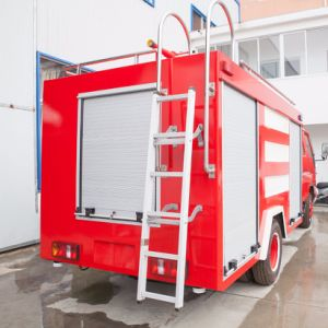 100% Beiqi Futian 3t Multifunction Water Tank Fire Truck pictures & photos