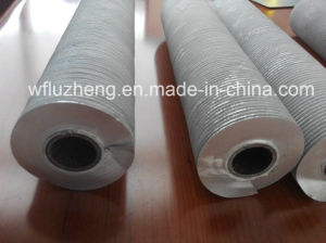 Machining Integral Fin Tubes, Extrusion Aluminum Finned Tube pictures & photos