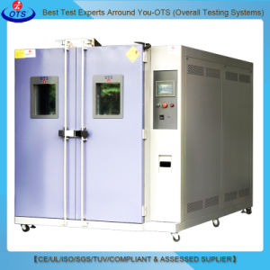 Water Cooled Walk in Environmental Chamber Large Volume Constant Temperature pictures & photos