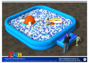 Airtight Ocean Ball Pool