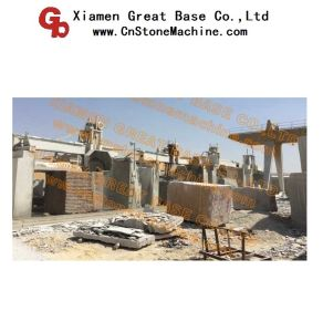 Multi-discs Bridge Type Stone Cutting Machine for Granite pictures & photos