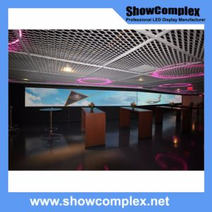 Indoor Full Color LED Display Screen for Advertisement with Slim Panel (480*480mm pH2.5)