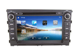 GPS with DVD TV iPod 3G RDS for Honda Mistra