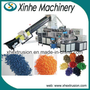 Ml Two-Stage Plastic Film Granulation Production Line