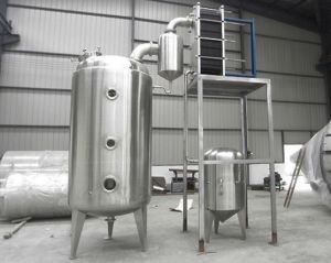 Single Purpose Concentrator Equipment with GMP pictures & photos