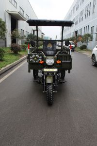 Keke Motor Passenger Cargo Tricycle