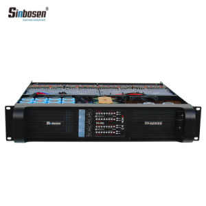 Sinbosen 4X1350watts Class Td Fp10000q Professional Power Amplifiers