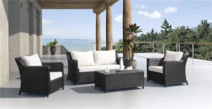 Gorgeous Aluminum Patio Rattan Outdoor Garden Sofa