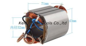 Power Tool Spare Parts (Stator for Makita 9523 use) pictures & photos