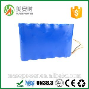 Replacement Battery 14.4V 2200mAh Li Ion Battery Pack for Robotic Vacuum Cleaner