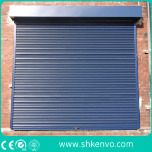 Ce Certified Thermal Insulated Galvanized Steel Automatic Motorized Roller Shutter pictures & photos