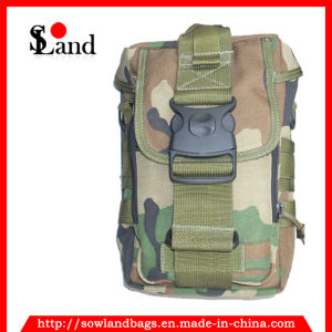 Camo Single Frag Grenade Bag