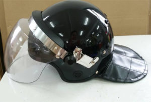2017 Best Quality and Lowest Price Police Helmet pictures & photos