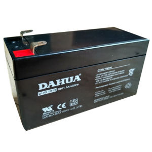 12V 1.3ah VRLA Sealed Lead Acid Maintenance Free UPS Battery pictures & photos