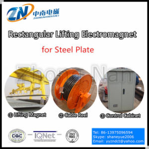 Steel Plates Electro Magnetic Lifter MW84 pictures & photos