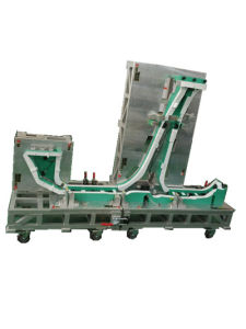 C/F for Trim Assembly, Lh, Plastic Parts