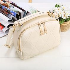 New Fashion Women Solid PU Leather Hand Bag (BDMC017) pictures & photos
